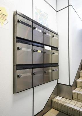 菱和パレス若松町のメールボックスです。