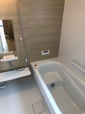 【浴室】岸和田市上松町 新築戸建