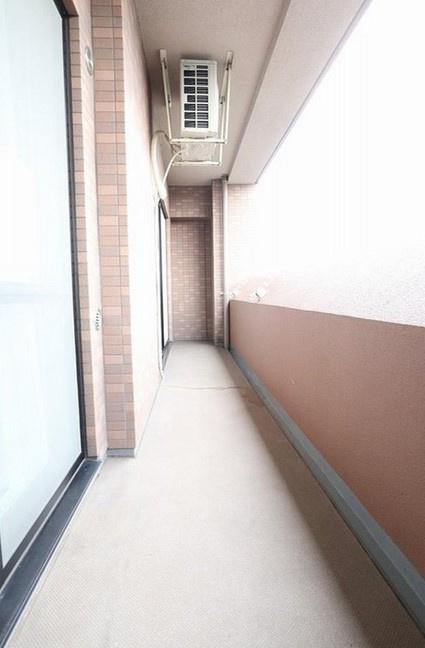 開放感のある廊下です!