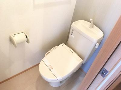 【トイレ】ヴェルドミールC