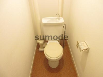 【トイレ】ハイツアザミ南千里丘