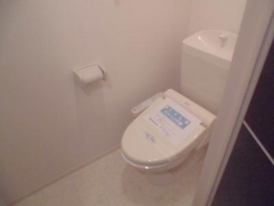【トイレ】D-room下堀
