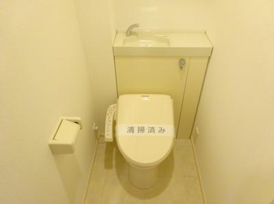 【トイレ】カムナープレイス