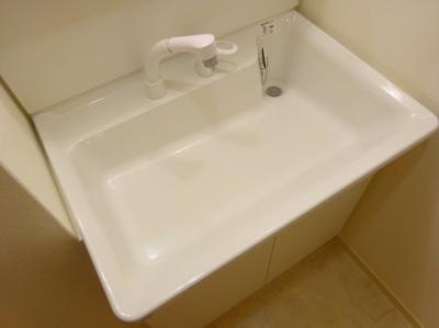 【洗面所】カムナープレイス