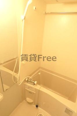 【浴室】F maison AILES 仲介手数料無料