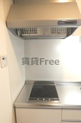 【キッチン】F maison AILES 仲介手数料無料