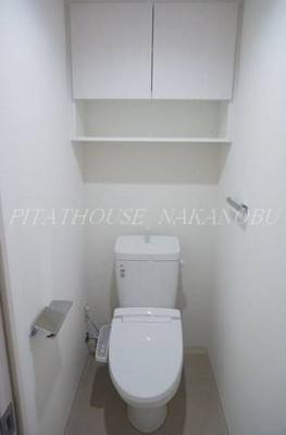 【トイレ】ケリア西馬込アジールコート