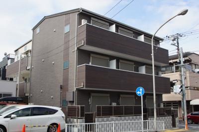 横浜駅徒歩圏内のアパートです。