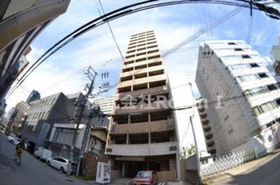 【外観】アスヴェルタワー大阪城WEST