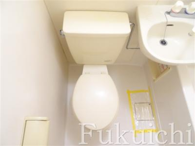 【トイレ】パンタナール碑文谷