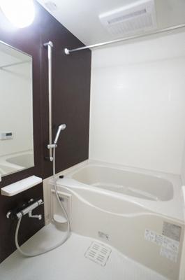 【浴室】イーストリバティーⅤ