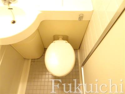 【トイレ】オークス柿の木坂