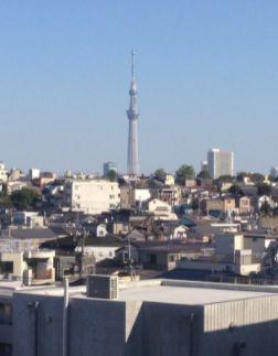 【展望】ザ・ヴィラオン千駄木スクエア