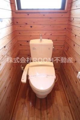 【トイレ】大王町貸家
