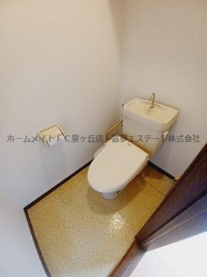 【トイレ】ドリームコート