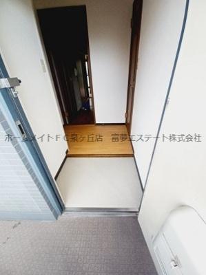 【玄関】ドリームコート