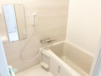 バスルーム新品交換済み