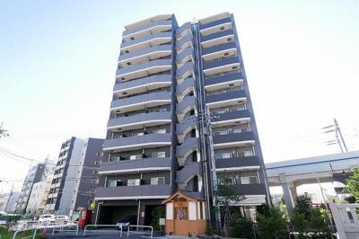 京急本線「梅屋敷」駅より徒歩3分の駅近分譲賃貸マンションです