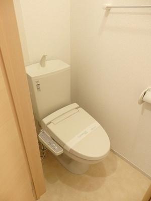 【トイレ】プリマヴェ-ラ K
