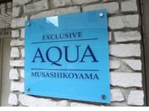 【その他共用部分】AQUA EXCLUSIVE MUSASHIKOYAMA