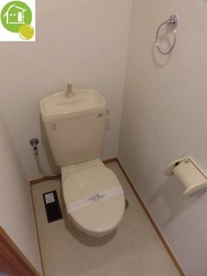 【トイレ】メゾンシリウス