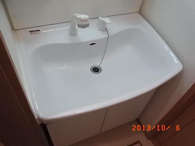 【洗面所】ドミールM・C