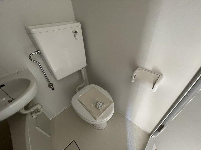【トイレ】上野台コスモス