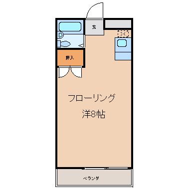 上野台コスモス