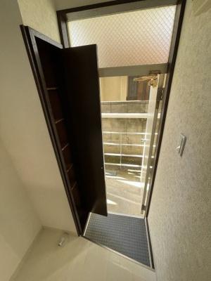 【玄関】上野台コスモス