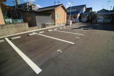【駐車場】リデンテ平田