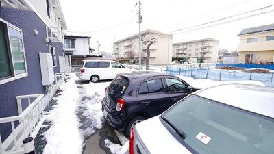 【駐車場】フライハイト
