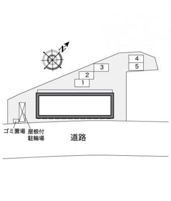 【その他】レオパレスメルベーユⅡ