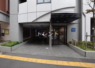 【エントランス】コートフェリシア