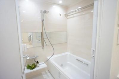 クリオ両国壱番館の浴室です。