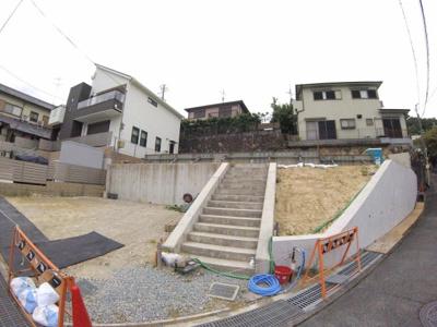 【外観】宝松苑新築戸建