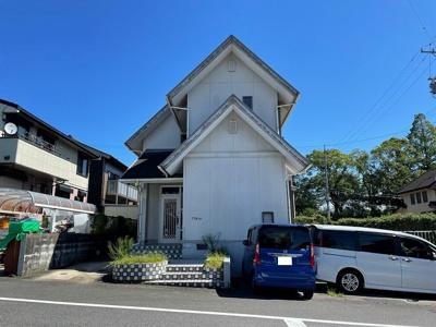 【駐車場】井田川小学校沿い貸家