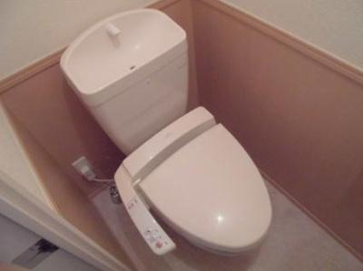 【トイレ】アビターレ東大島