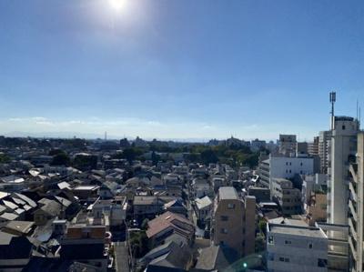 【展望】グローベル ザ・スクエア東高円寺