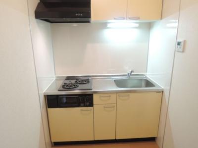 【キッチン】ラ・フェリーチェ