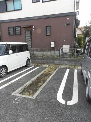【駐車場】セントラーレ パルク弐番館