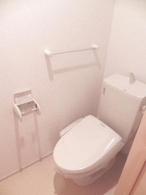 【トイレ】セントラーレ パルク弐番館