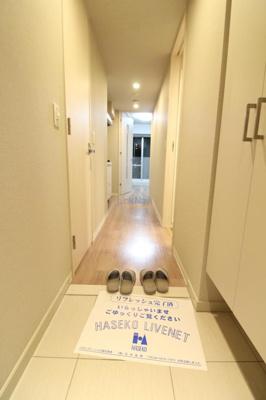 【内装】ハビテ靭センターコート