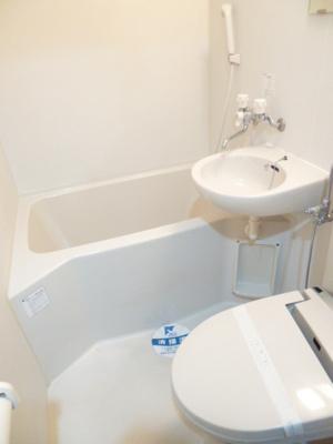 【浴室】スカイコート市ヶ谷柳町