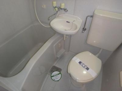 【浴室】フェニックス早稲田