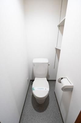 【トイレ】トーシンフェニックス都立大学