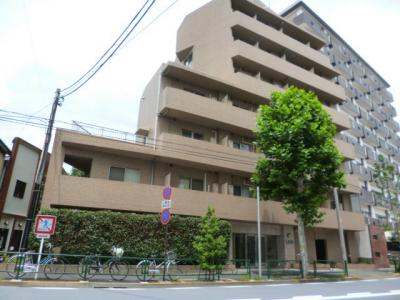 【外観】スカイコート新宿落合南長崎駅前