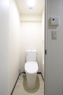 【トイレ】スワンハイツ
