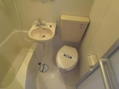 【浴室】クレアトゥール新宿21