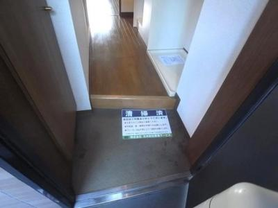 【玄関】クレアトゥール新宿21