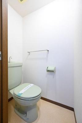 【トイレ】菱和パレス上目黒